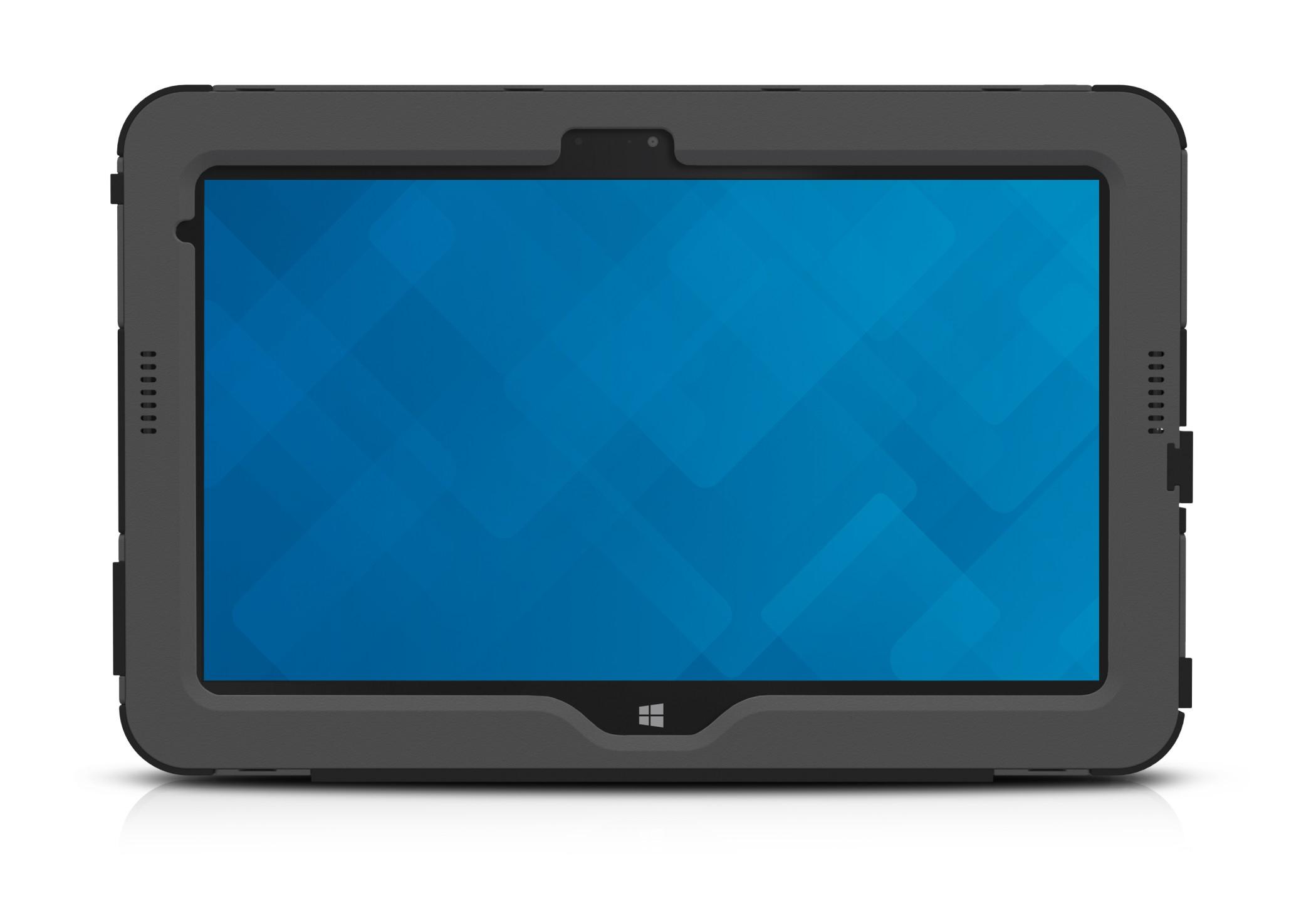 Dell Venue 11 Pro Safeport Rugged Max Pro Cover Case - Black - (460-BBIO)