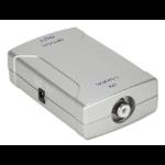 QVS FCTK-RCA-R audio converter Silver