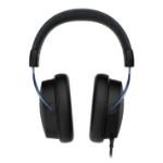 HyperX Cloud Alpha S Headset Head-band Black, Blue HX-HSCAS-BL/WW
