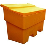 WINTER 170L YELLOW GRIT BIN YELLOW