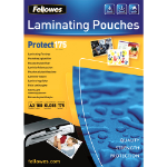 Fellowes A3 Glossy 175 Micron Laminating Pouch - 100 pack