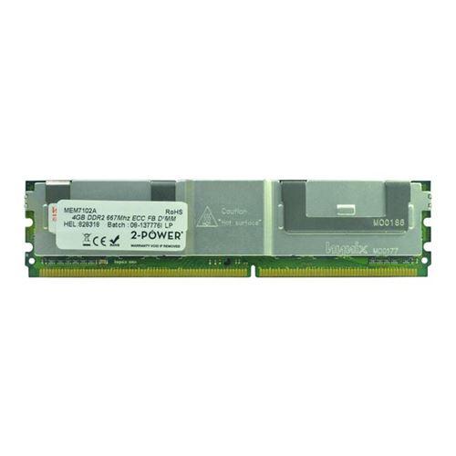 2-Power 4GB DDR2 667MHz FBDIMM