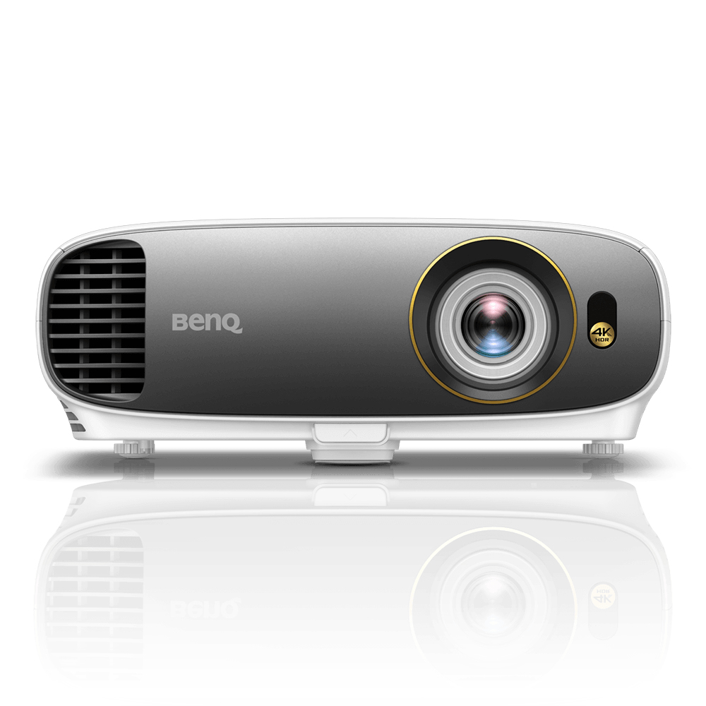 Benq W1720 videoproyector 2000 lúmenes ANSI DLP 2160p (3840x2160) Proyector para escritorio Negro, Blanco
