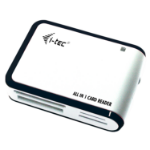 i-tec USB 2.0 external card reader