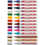 Edding 750 Red 10pc(s) paint marker