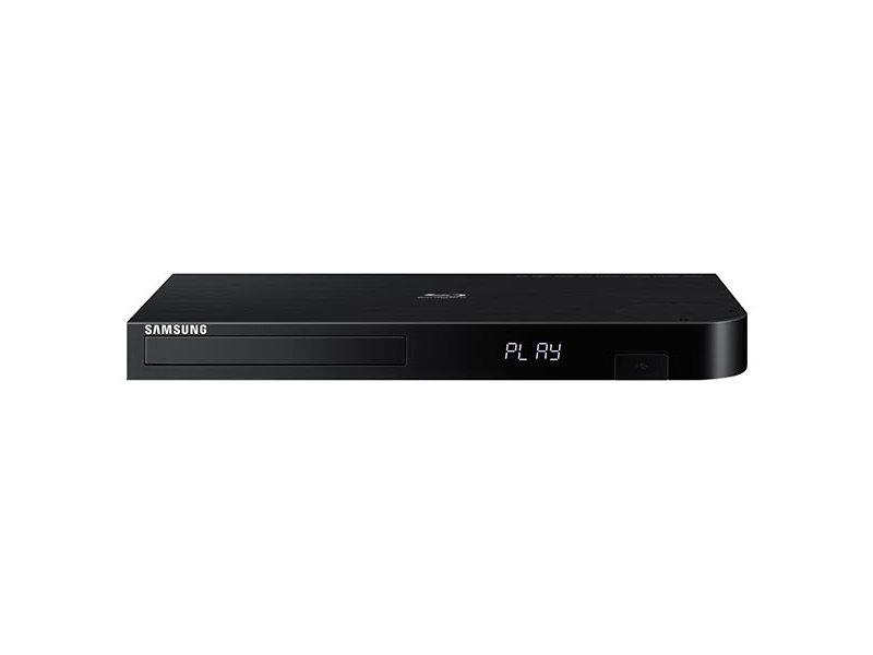 Samsung BD-J6300 Blu-Ray player 7.1channels 3D Black Blu-Ray player