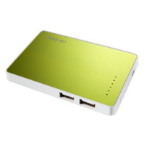 Antec Powerup Slim 2200 Lithium-Ion (Li-Ion) 2200mAh Green