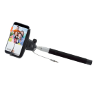 Denver SAX-10 Smartphone Black, Stainless steel selfie stick