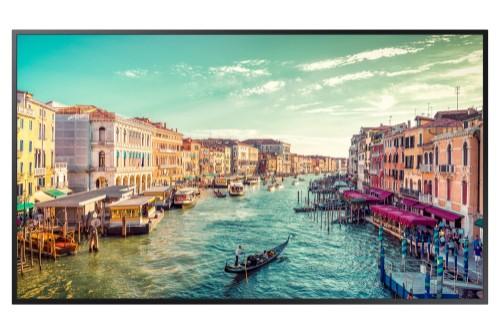 "Samsung QM49R 123.2 cm (48.5"") LED 4K Ultra HD Digital signage flat panel Black"