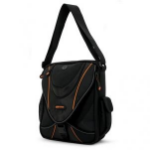 Mobile Edge ME Mini Messenger - Black / Orange