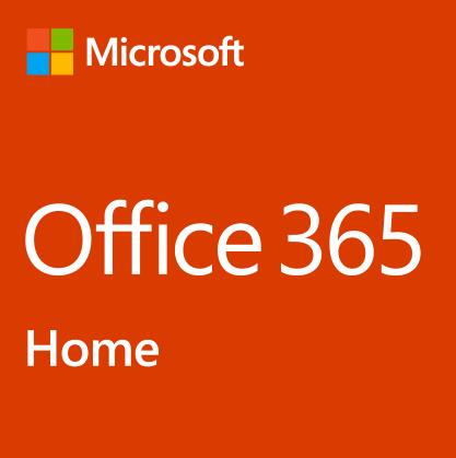 Microsoft Office 365 Home, CZ 1 year(s) Czech