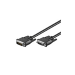 Microconnect DVI-D 10m 10m DVI-D DVI-D (DL) Black DVI cable