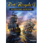 Kalypso Port Royale 4 - Extended Edition Englisch PC