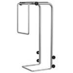 R-Go Tools R-Go Steel Basic CPU Holder, adjustable, silver