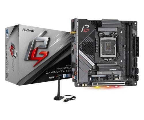 Asrock Z490 Phantom Gaming-ITX/TB3 mini ITX Intel Z490