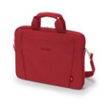 "Dicota Eco Slim Case BASE notebook case 35.8 cm (14.1"") Red D31306-RPET"