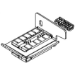 Datamax O'Neil ENM533616 Label printer Sensor