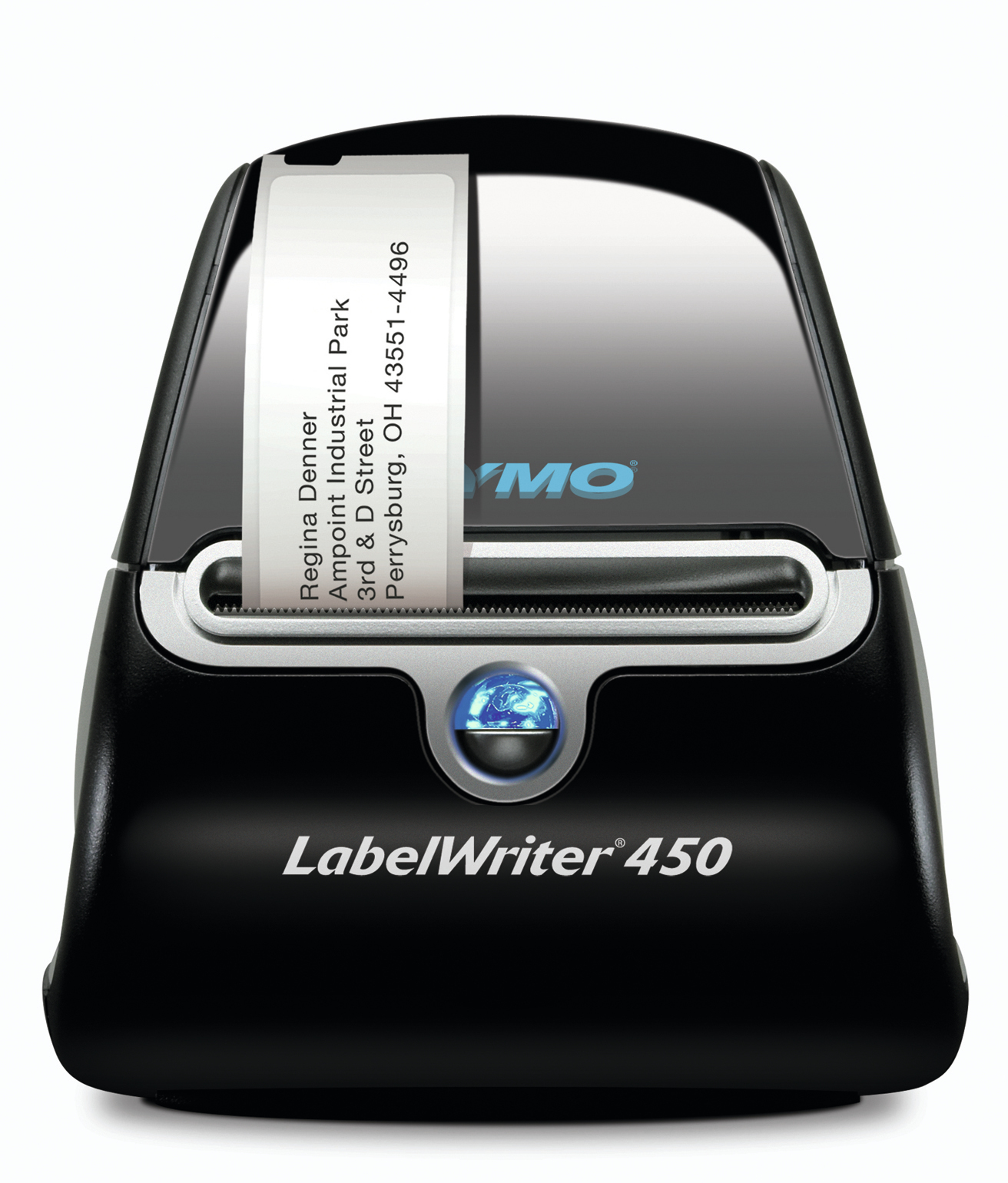 dymo labelwriter 450 label printer 600 x 300 dpi 88 in distributor wholesale stock for. Black Bedroom Furniture Sets. Home Design Ideas