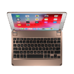 Brydge BRY8003-CIT mobile device keyboard QWERTY Italian Rose Gold Bluetooth