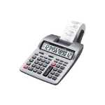 Casio HR-100TMPlus Desktop Printing calculator Silver