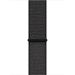 Apple MTM82ZM/A smartwatch accessory Band Black Nylon