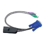 Austin Hughes Electronics Ltd DG-100 KVM cable Black