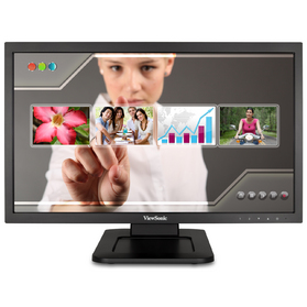 "Viewsonic TD2220-2 touch screen monitor 54.6 cm (21.5"") 1920 x 1080 pixels Black Multi-touch"