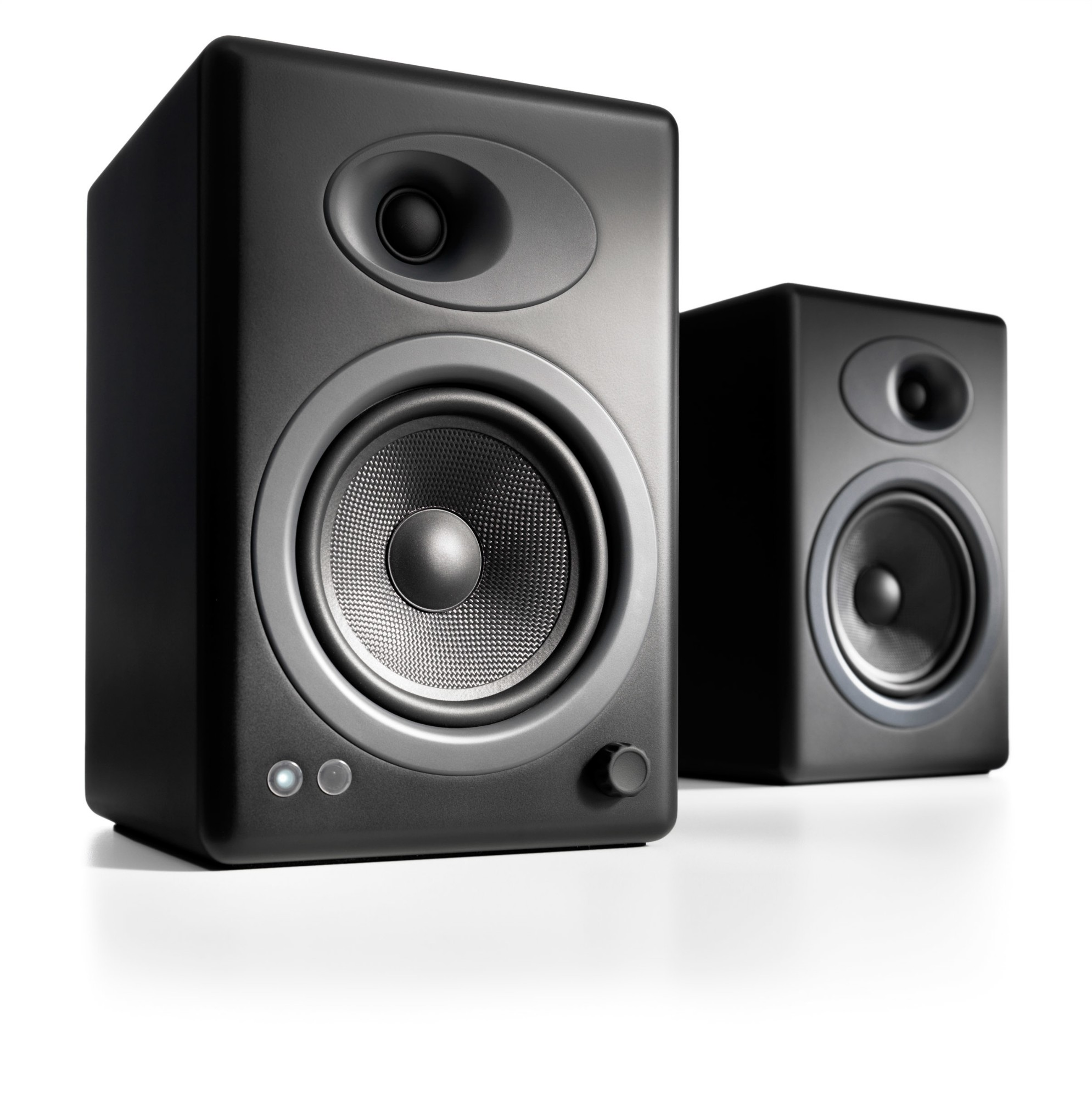 Audioengine A5+B 50W Black loudspeaker