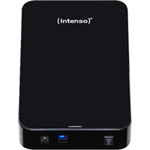 Intenso Memory Center external hard drive 3000 GB Black