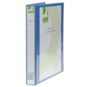 Q-CONNECT KF01331 ring binder A4 Blue