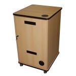 Vega AV955S AV Cabinet Beech