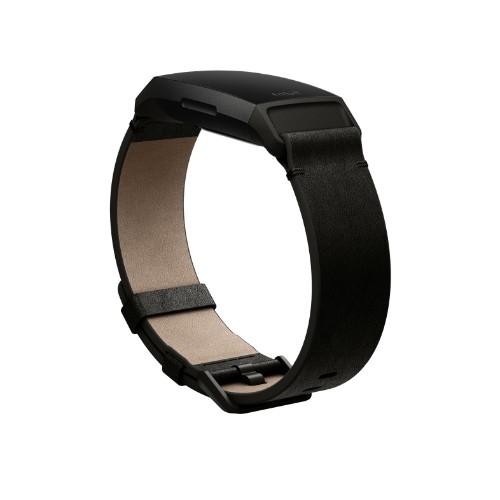Fitbit FB168LBBKL activity tracker band Black