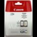 Canon PG-545XL/CL546XL cartucho de tinta Original Negro, Cian, Amarillo, Magenta Multipack 2 pieza(s)
