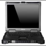 "Getac B300 2.3GHz i5-6200U 13.3"" 1024 x 768pixels Black,Grey Notebook"