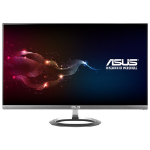 "ASUS MX27AQ 27"" Wide Quad HD AH-IPS Black computer monitor LED display"