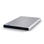 "Fantec ALU7MMU3 HDD/SSD enclosure 2.5"" Silver"