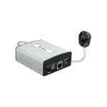 D-Link DCS-1201 IP security camera Indoor Covert Black,White surveillance camera