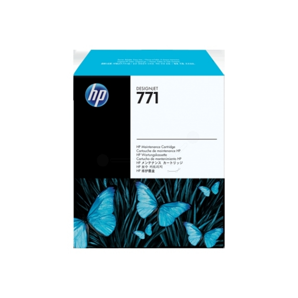 HP CH644A (771) Ink waste box, 775ml