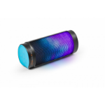 Technaxx MUSICMAN BLUETOOTH LED LIGHT Stereo portable speaker 8W Black, Blue