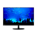 "Lenovo L28u-30 71.1 cm (28"") 3840 x 2160 pixels 4K Ultra HD LED Black 65FAGAC2UK"