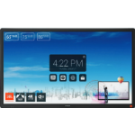 "CTOUCH Laser Nova touch screen monitor 190.5 cm (75"") 3840 x 2160 pixels Black Multi-touch Multi-user 10052175"