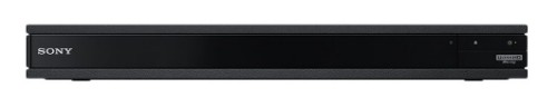 Sony UBP-X1100ES DVD/Blu-Ray player Black