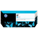 HP C4931A (81) Ink cartridge cyan, 1.4K pages, 680ml