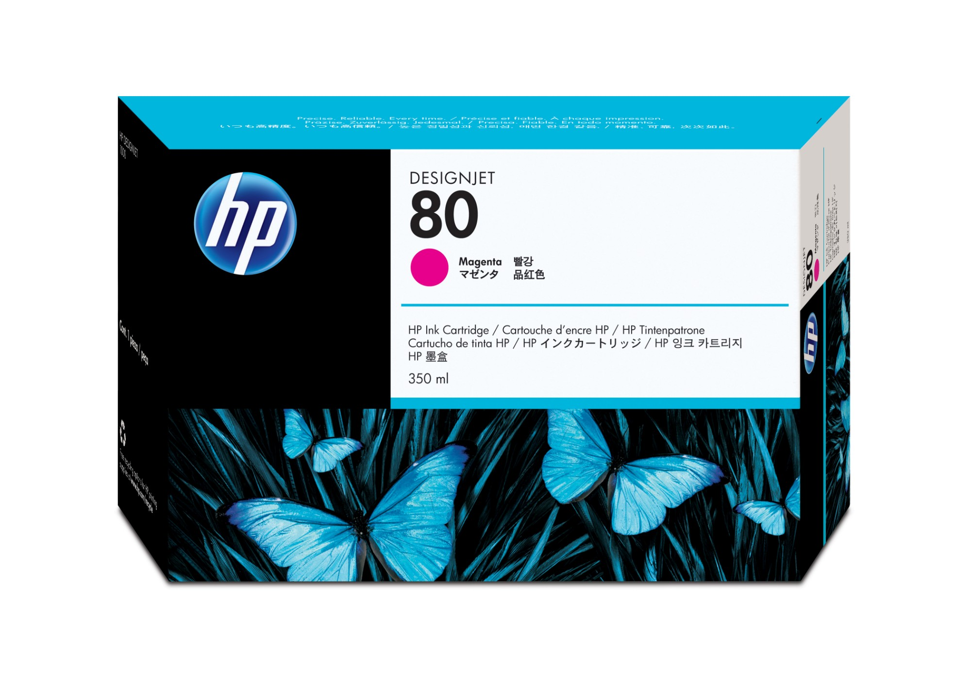 HP 80 Original Magenta