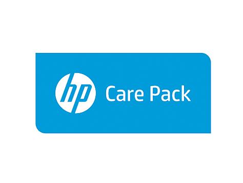 Hewlett Packard Enterprise 3 year Next business day Microserver FC Service