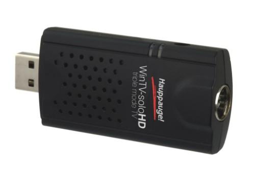 Hauppauge WinTV-soloHD triple DVB-C,DVB-T USB