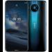 "Nokia 8.3 5G 17.3 cm (6.81"") Single SIM Android 10.0 USB Type-C 6 GB 64 GB 4500 mAh Blue"