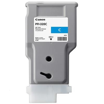 Canon 2891C001 (PFI-320 C) Ink cartridge cyan, 300ml