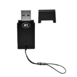 ACS ACR39T-A1 smart card reader Indoor/Outdoor Black USB 2.0