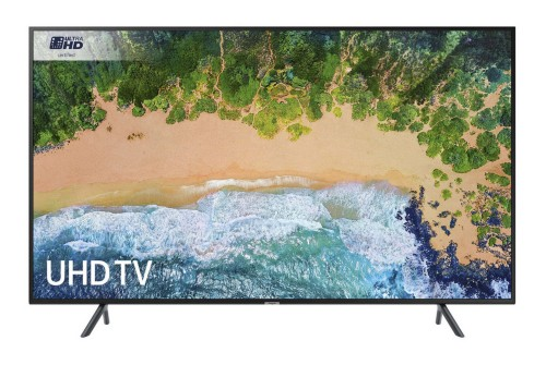 "Samsung Series 7 UE75NU7100K LED TV 190.5 cm (75"") 4K Ultra HD Smart TV Wi-Fi Black"